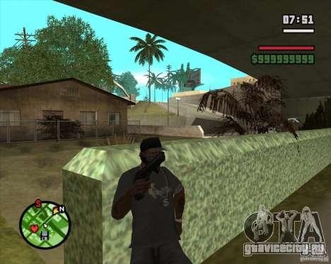 Система укрытий (Covers System) v1 для GTA San Andreas второй скриншот