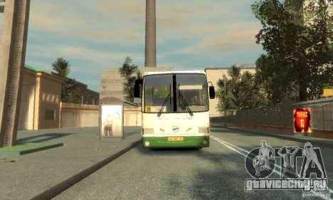 ЛиАЗ 5256.26 v3.1 для GTA 4 вид слева