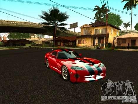 ENBSeries v1.6 для GTA San Andreas третий скриншот