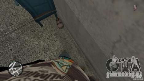 Granate teste mozzate для GTA 4 пятый скриншот