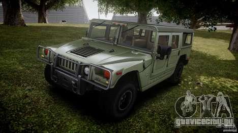 Hummer H1 Original для GTA 4