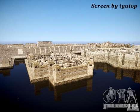 Ancient Arabian Civilizations v1.0 для GTA 4 второй скриншот