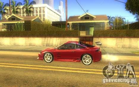 Mitsubishi Eclipse DriftStyle для GTA San Andreas вид слева