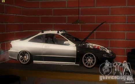 Honda Integra JDM для GTA San Andreas вид слева