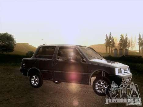 ВАЗ 1111 Ока Седан для GTA San Andreas вид слева