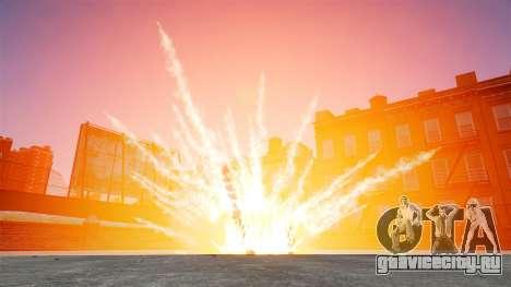 Большие и реалистичные взрывы для GTA 4 второй скриншот