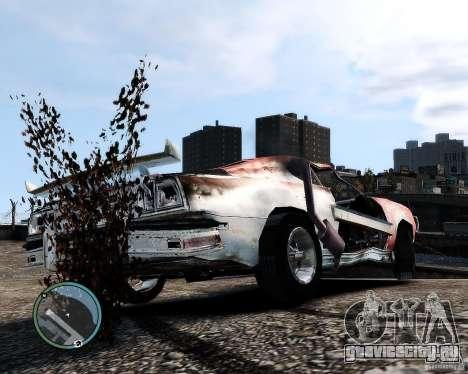 Flatout Shaker IV для GTA 4 вид сзади слева