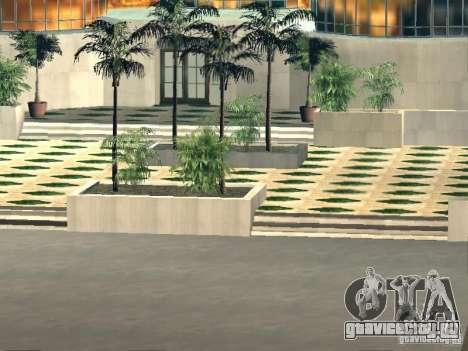 Новая текстура небоскреба для GTA San Andreas второй скриншот