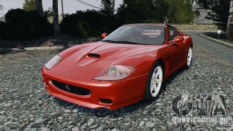 Ferrari 575M Superamerica [EPM] для GTA 4