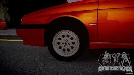 Alfa Romeo 155 Q4 1992 для GTA 4 вид справа