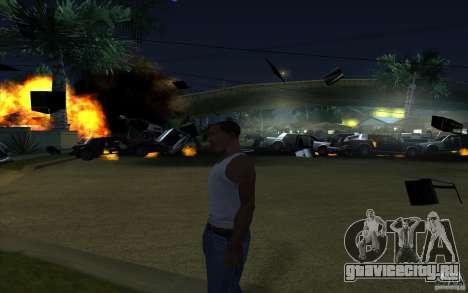 Рисование для GTA San Andreas второй скриншот