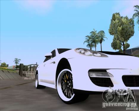 Porsche Panamera 970 Hamann для GTA San Andreas