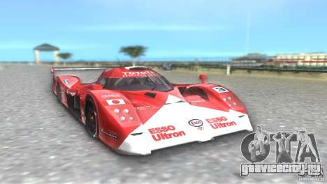 Toyota GT-One TS020 для GTA Vice City