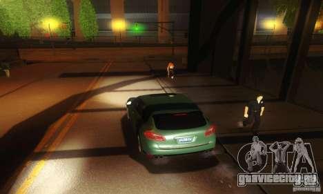 iPrend ENBSeries v1.1 BETA для GTA San Andreas седьмой скриншот