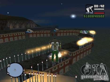 Night moto track V.2 для GTA San Andreas