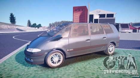 Renault Grand Espace III для GTA 4 двигатель