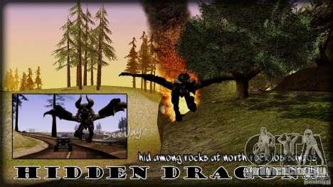 Hidden Dragon для GTA San Andreas