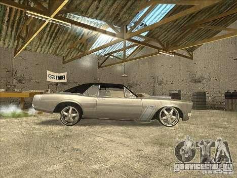 GTAIV TLAD Tampa для GTA San Andreas вид слева