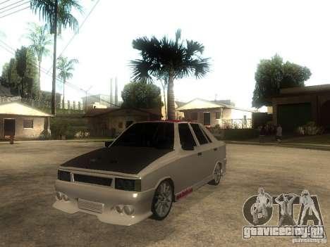 Renault 9 GTD для GTA San Andreas