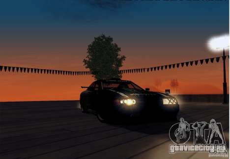 ENBSeries FS by FLaGeR v 1.0 для GTA San Andreas шестой скриншот