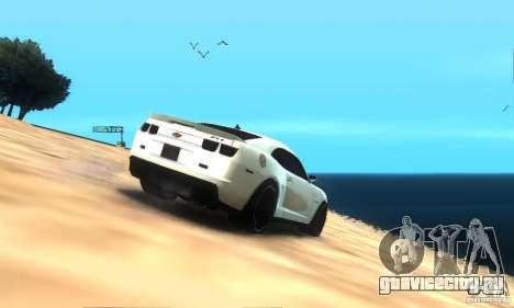 ENB by rybamolot для GTA San Andreas четвёртый скриншот