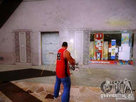 Новые эффекты для GTA San Andreas пятый скриншот