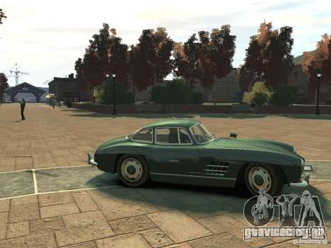 Mercedes-Benz 300SL Gullwing для GTA 4