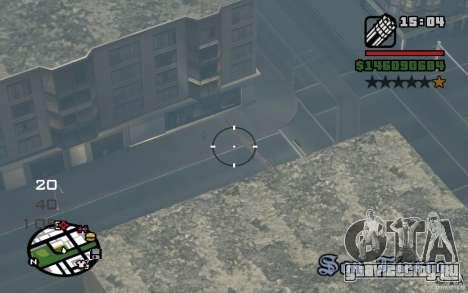 AC-130 Spectre для GTA San Andreas вид справа