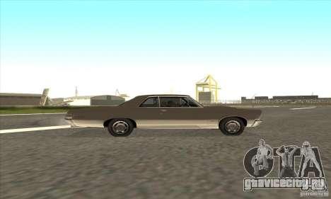 Pontiac GT-100 для GTA San Andreas