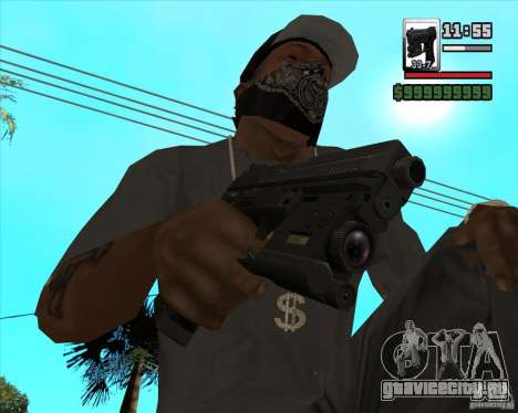 Glock new version для GTA San Andreas