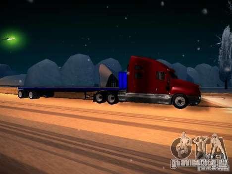 Trailer Artict2 для GTA San Andreas вид справа