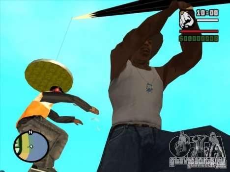 Рыбалка для GTA San Andreas четвёртый скриншот