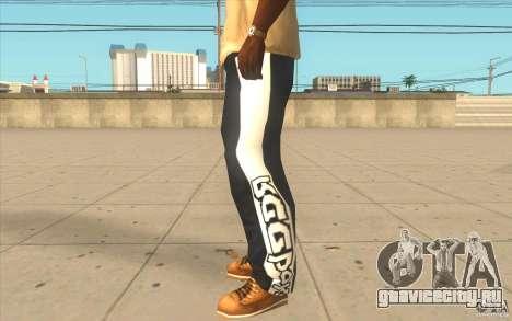Reebok Sporthose для GTA San Andreas второй скриншот