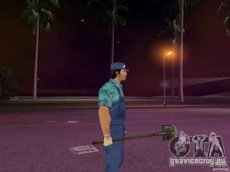 Пак Отечественного Оружия для GTA Vice City шестой скриншот