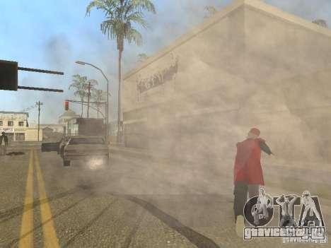 JabbaWockeeZ Skin для GTA San Andreas второй скриншот