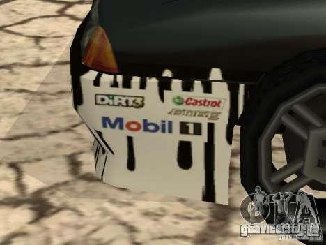 Винил для Elegy для GTA San Andreas пятый скриншот