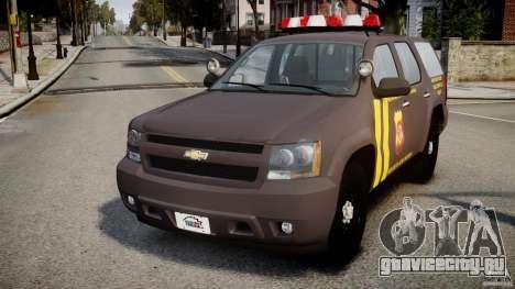 Chevrolet Tahoe Indonesia Police для GTA 4