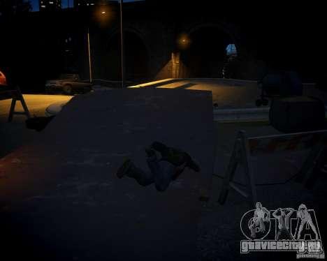 Collision Mod для GTA 4 четвёртый скриншот