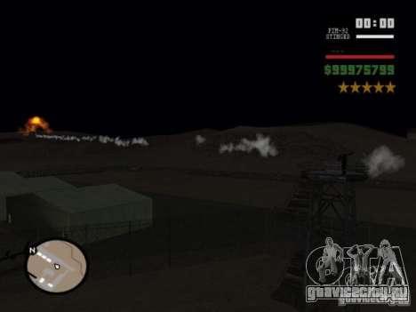 javelin and stinger mod для GTA San Andreas второй скриншот