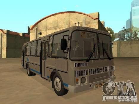 ПАЗ-4234 для GTA San Andreas