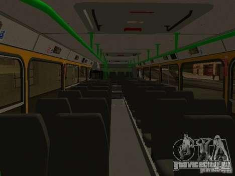 ЛиАЗ 5256.26-01 для GTA San Andreas вид сбоку