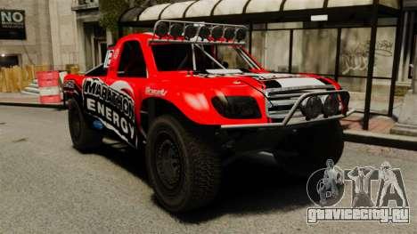 Toyota Tundra Karin Sahara v3.0 для GTA 4