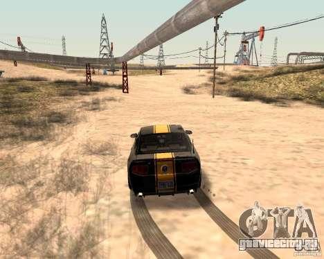 ENBSeries by Nikoo Bel для GTA San Andreas пятый скриншот