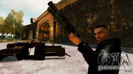 Marshall из Crysis 2 для GTA 4 четвёртый скриншот