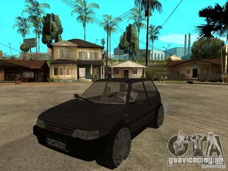 Kia Pride для GTA San Andreas