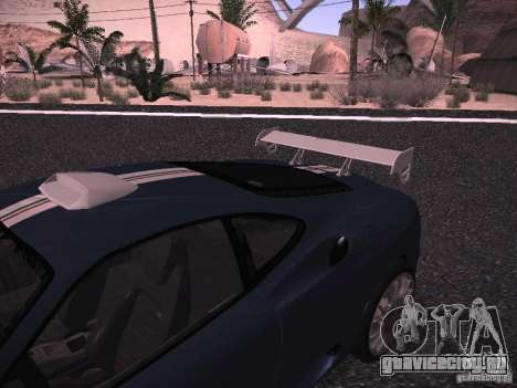 Ferrari 360 Modena для GTA San Andreas колёса