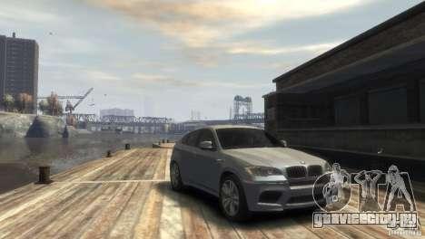 BMW X6M для GTA 4 вид слева