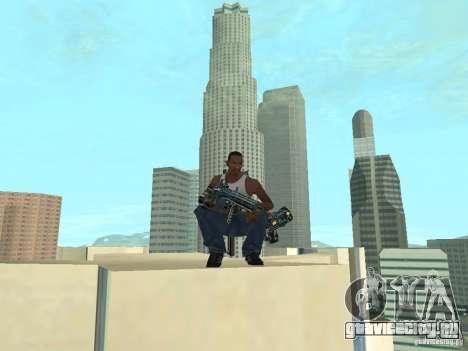 Weapons Pack для GTA San Andreas шестой скриншот