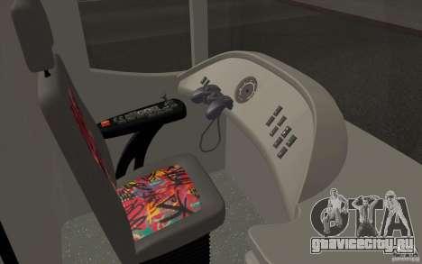 Design-X6-Public Beta для GTA San Andreas вид сверху