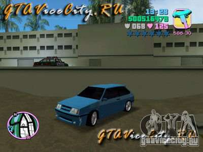 ВАЗ 2108 Лада Самара для GTA Vice City
